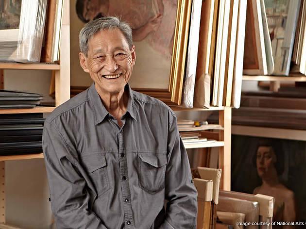 Artist Lim Yew Kuan passes away at age 92