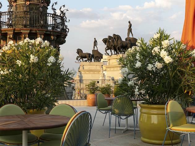 Abre la terraza más espectacular a un paso de la Puerta del Sol