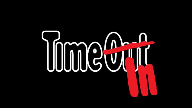 Logo Time IN
