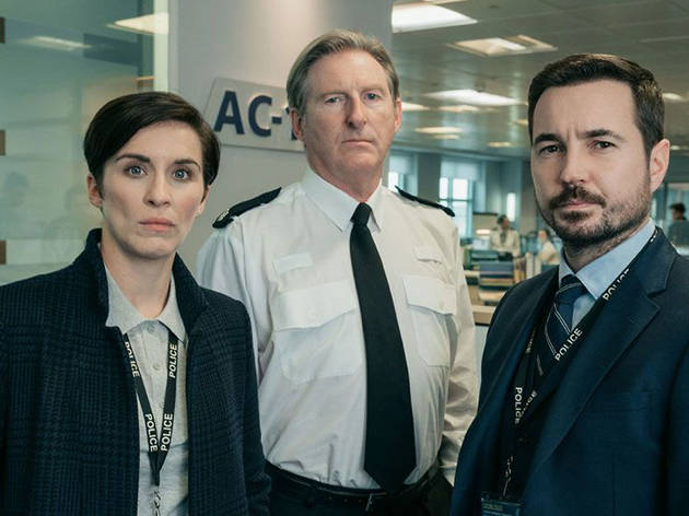 7 shows to stream if you're missing Line of Duty