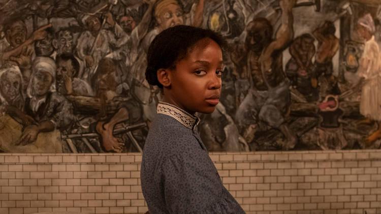 Televisão, Séries, Drama, Histórico, Guerra, The Underground Railroad (2021)