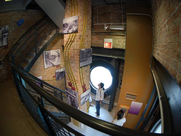 McCormick Bridgehouse & Chicago River Museum