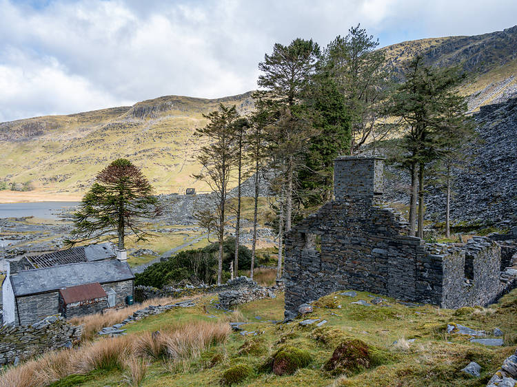 Cwmorthin, Snowdonia