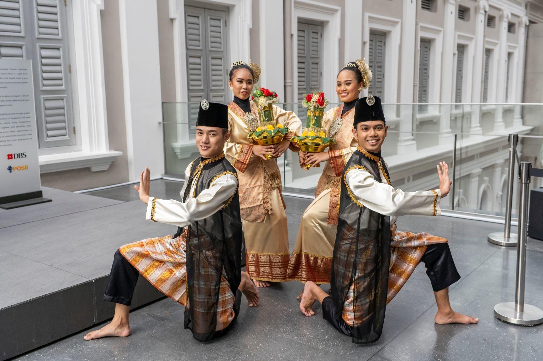 Hari Raya Celebrations at National Museum of Singapore