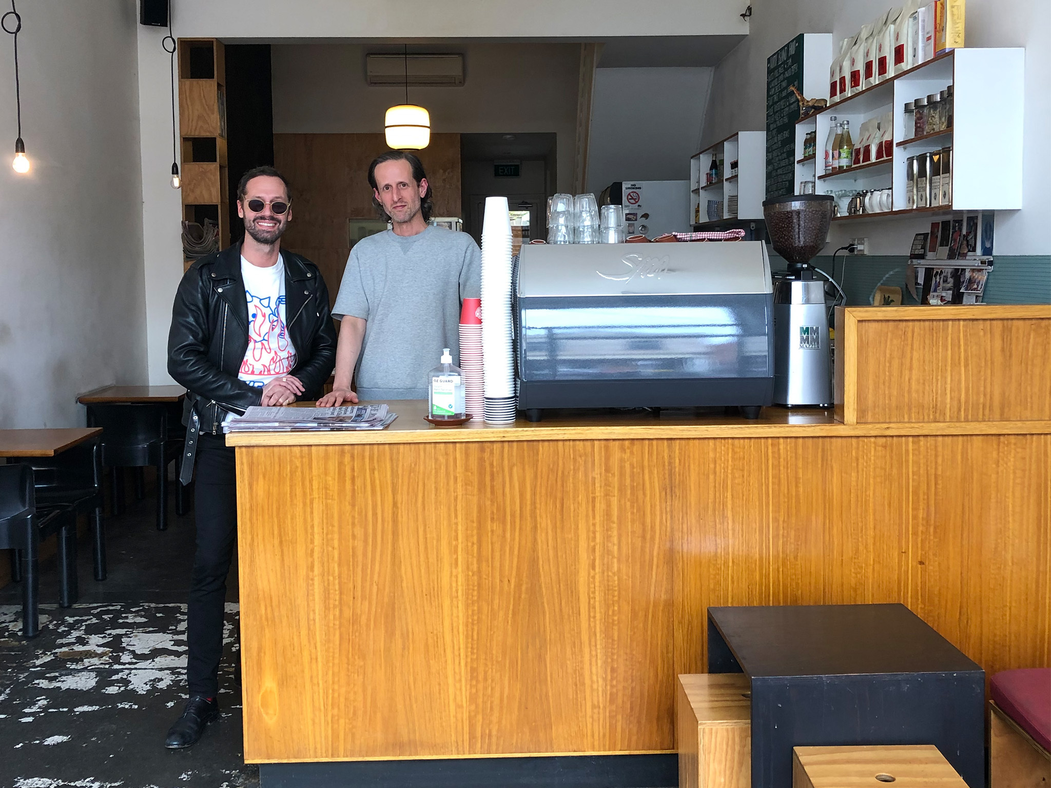North Island Cafe en Australia