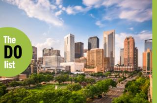 Do List Houston 2021