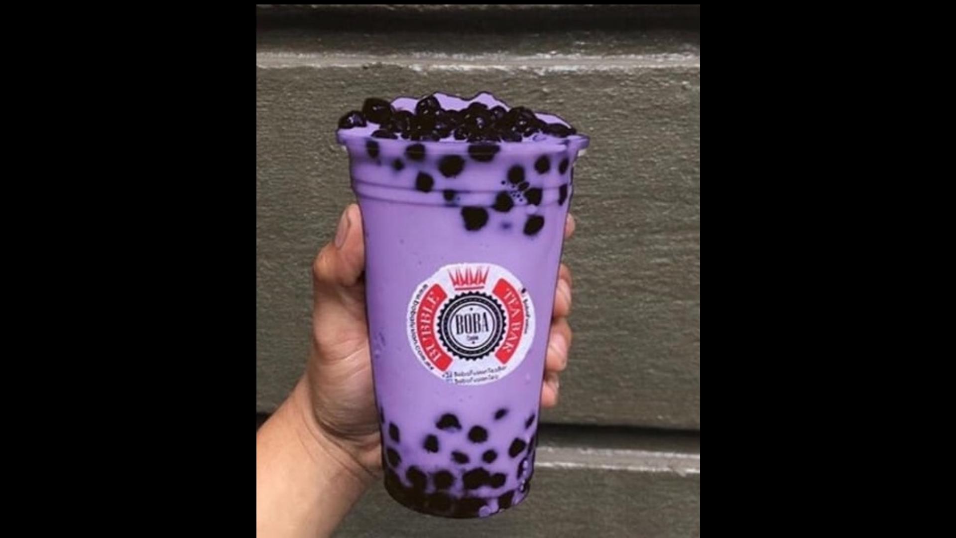 Boba Fusion Tea Bar