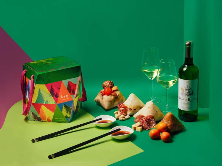 Tsui Hang Village x Pinewood Wine