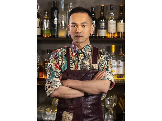 Antonio Lai, owner, Quinary