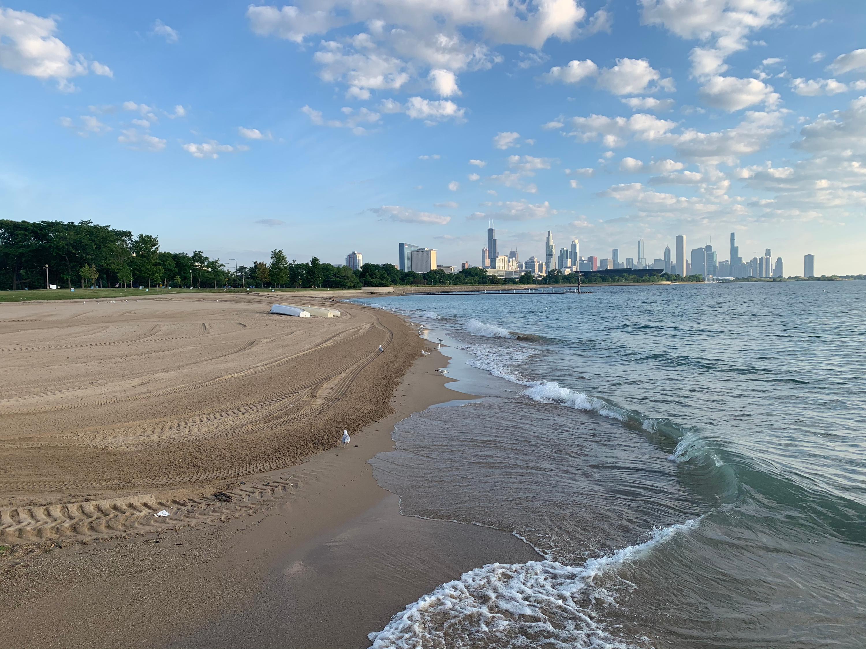 Margaret T. Burroughs Beach