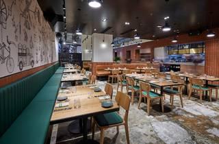 Grain dining room