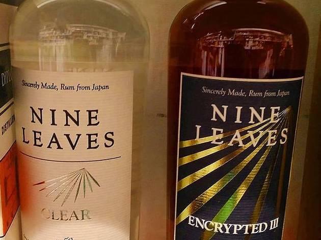Nine Leaves rum