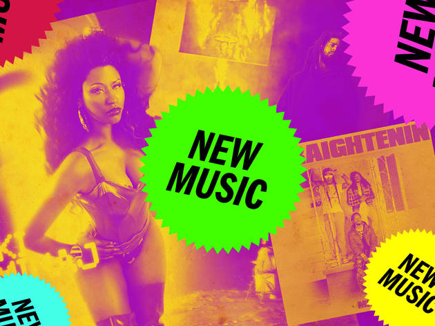 Here's this week's best new music