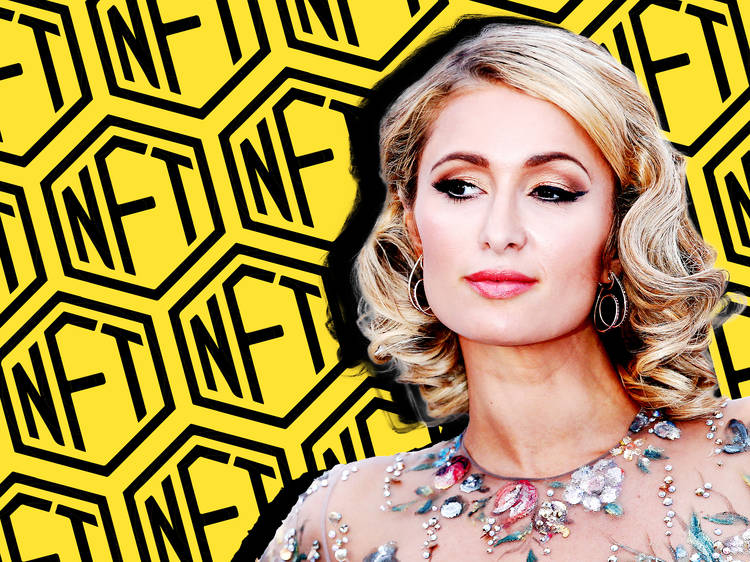 So what are NFTs and how is Paris Hilton all over them?