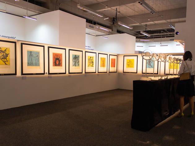 Llega a la CDMX exposición de Salvador Dalí