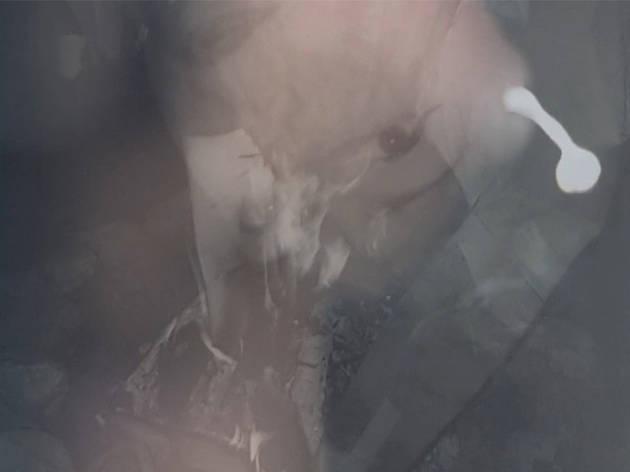 "In Posse: haciendo ""semen"" femenino Charlotte Jarvis"