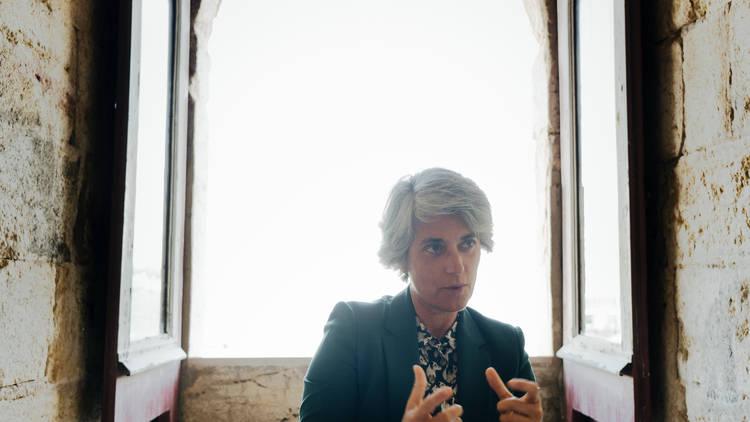 Graça Fonseca em entrevista à Time Out