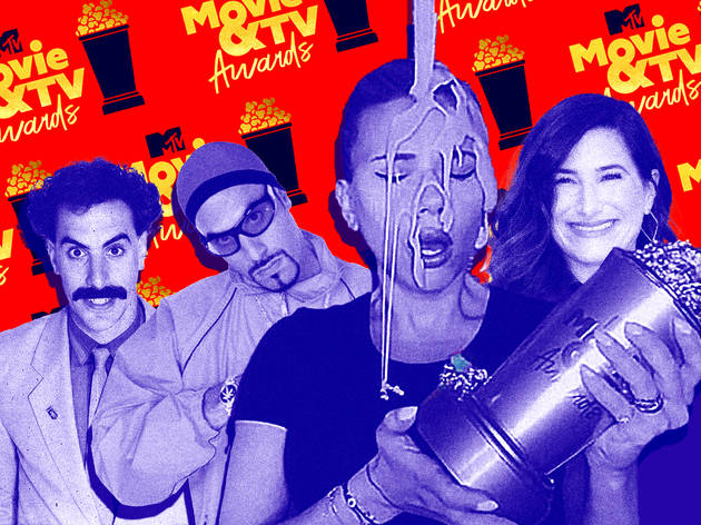 The wildest moments from the MTV Movie & TV Awards