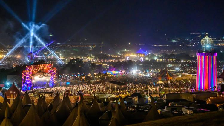 El Festival Glastonbury presenta su primera edición en streaming