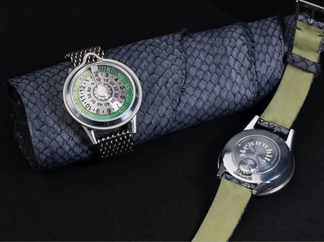 Relojes (Foto: Cortesía de producción)