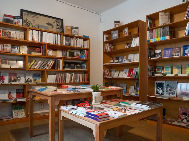 El Desastre Café + Libros