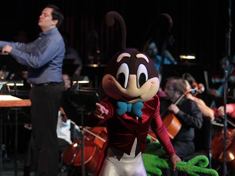 Cri-Crí: Guapachoso y tenebroso. El concierto online en Bellas Artes