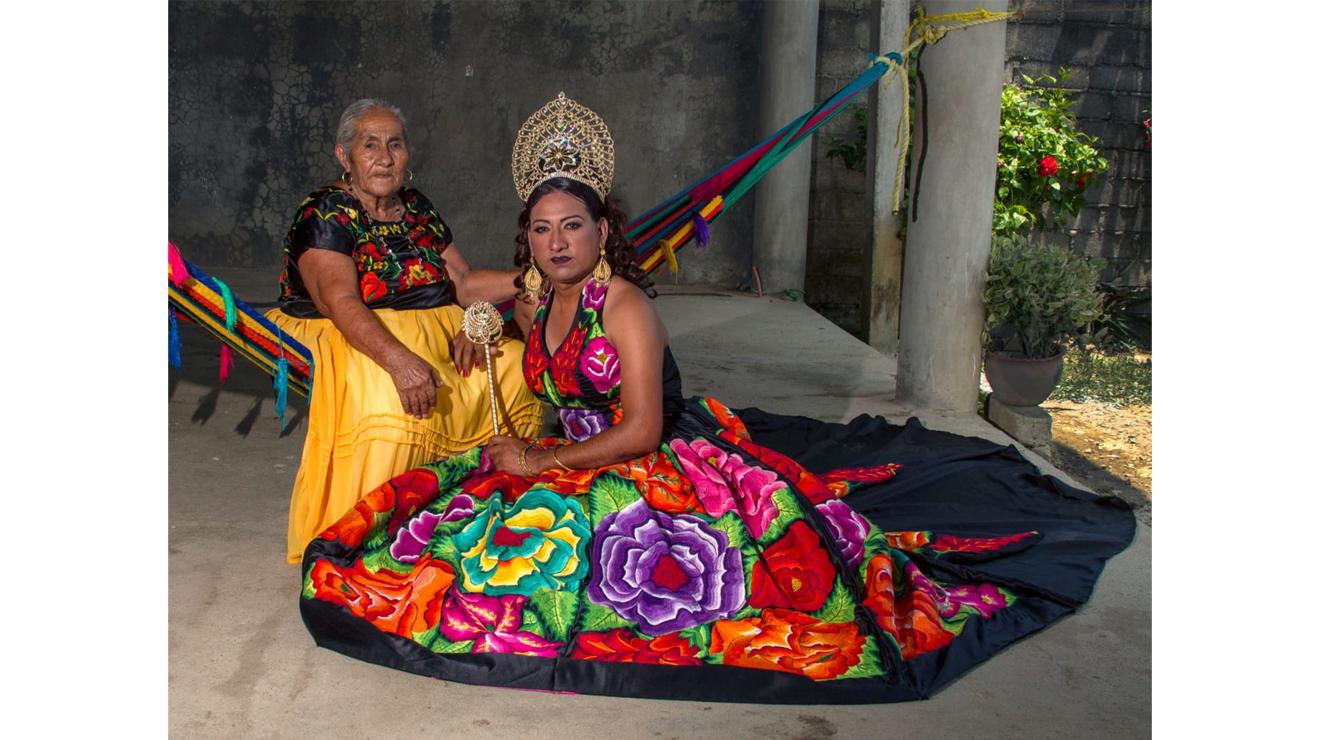 Reinas en disputa (Foto: Cortesía Galería José María Velasco/Nelson Morales)