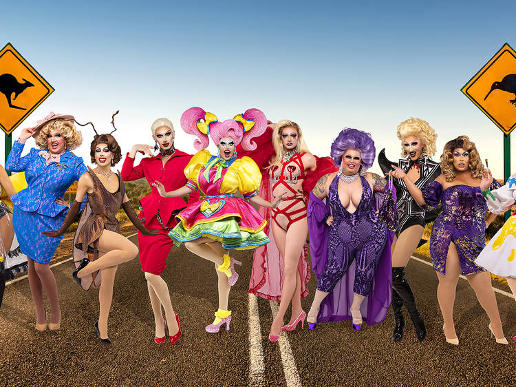 RuPaul's Drag Race Down Under Live on Stage