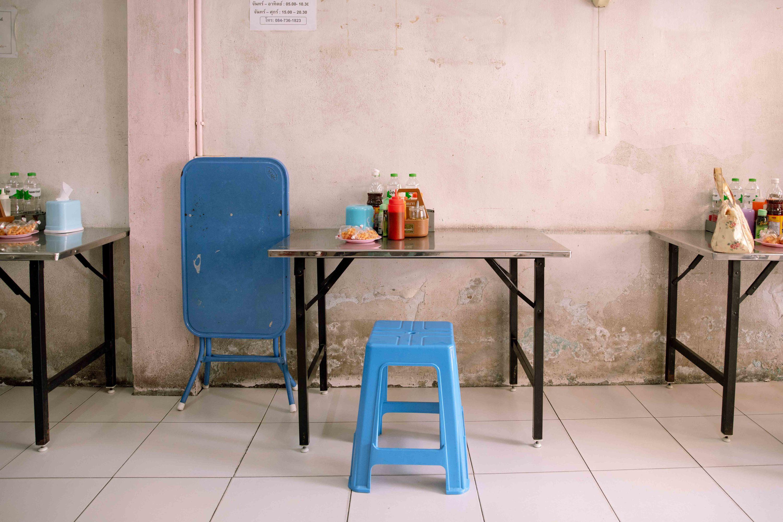 In pictures: กินข้าวเหงาๆ ในวันที่ร้านอาหารเปิดให้นั่งได้แค่ 25% ของที่นั่ง