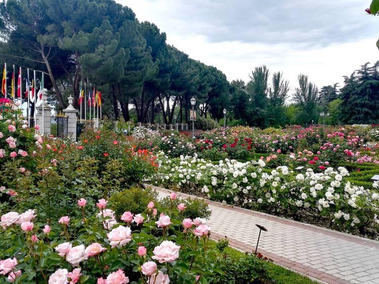 Pasear por los parques y jardines más bonitos