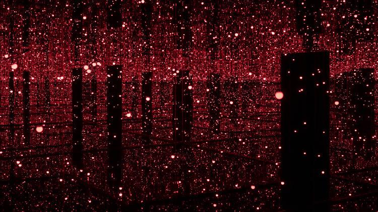 Yayoi Kusama, Infinity Mirror Rooms, Tate Modern