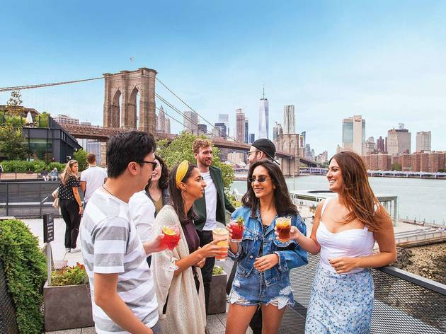 Win a VIP experience at Time Out Market New York!