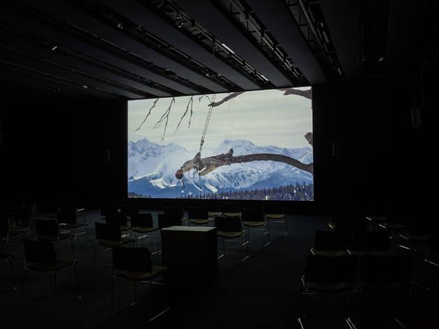 Installation view of Matthew Barney: Re ... tthew Barney, 2021. Photo: Mark Blower.jpg