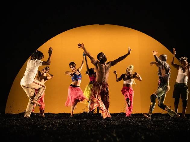 Wakatt de Faso Danse Theatre