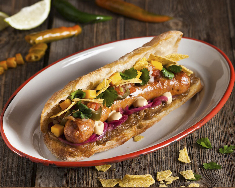 Butifarra sandwich from Debutis