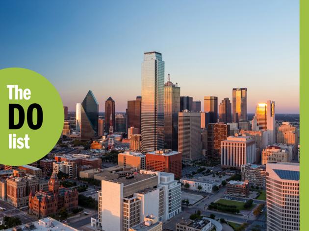 Do List Dallas 2021