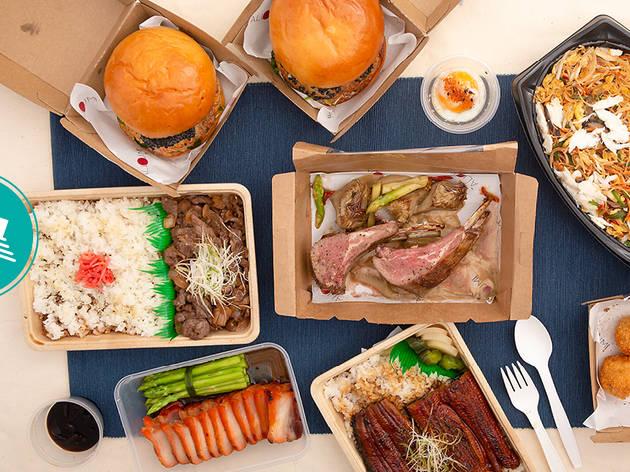 เมนูหลากสัญชาติแถมจุใจจาก 'Athenee To Go' มีครบทั้งอาหารฝรั่งเศส ญี่ปุ่น ไทย และจีน