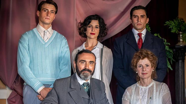 Televisão, Séries, Drama, Histórico, Vento Norte (2021)