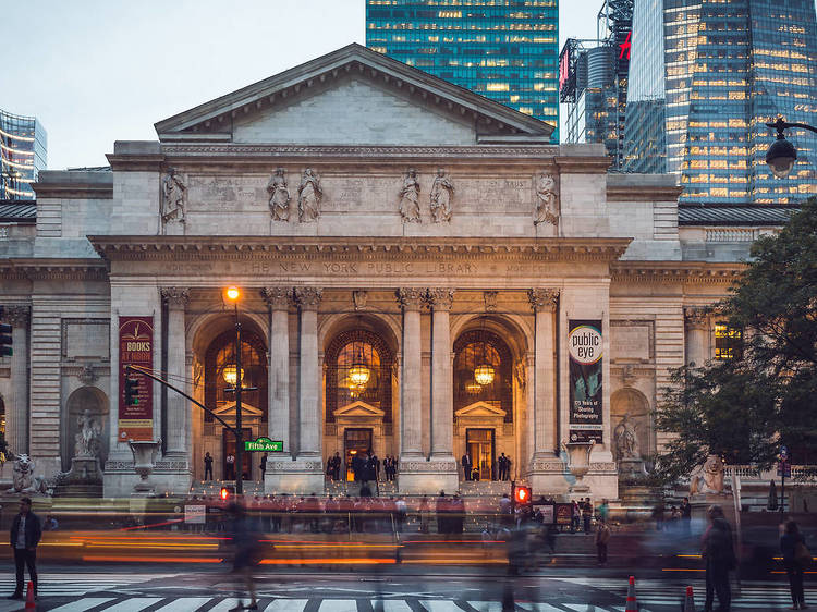 Check out 4,000 years of history at the NYPL