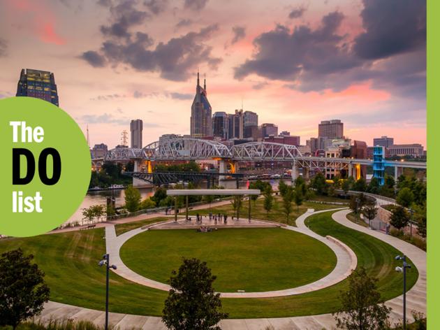 Nashville Do List 2021