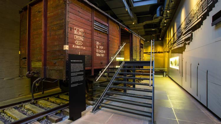 Recorrido virtual por Museo Memoria y Tolerancia