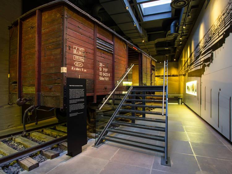 Museo Memoria y Tolerancia virtual