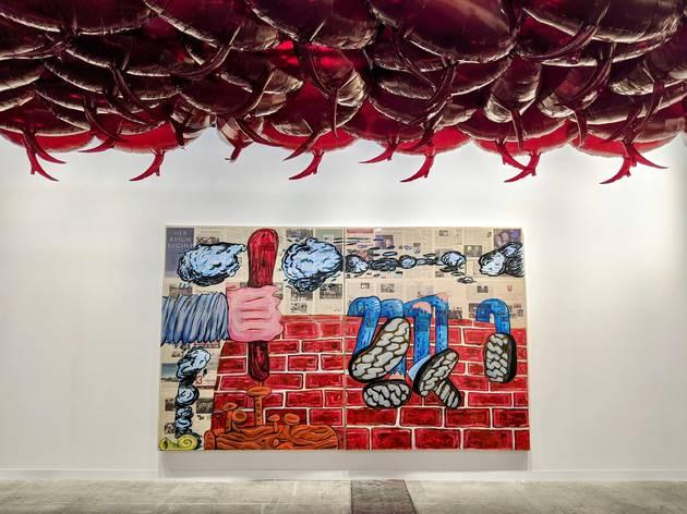 Art Basel 2021 香港展會八大難忘藝術品