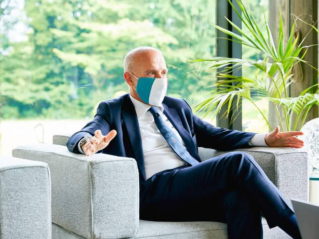 Italian ambassador to Japan Giorgio Starace