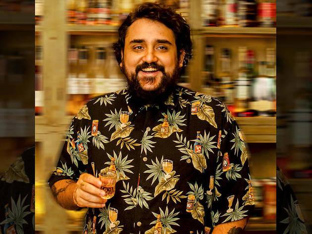 Sebastian de la Cruz/Tropic City