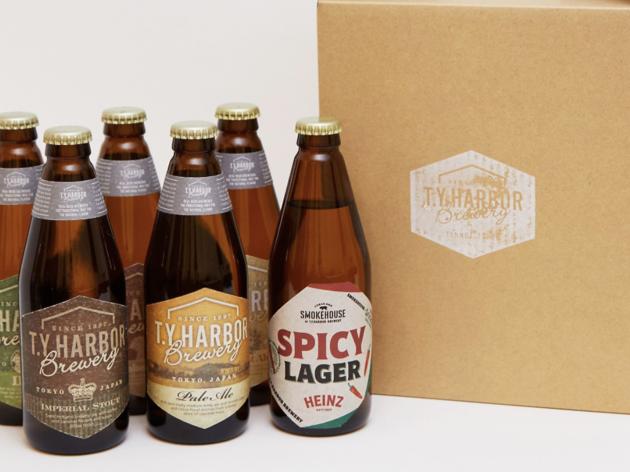 TY Harbor beer