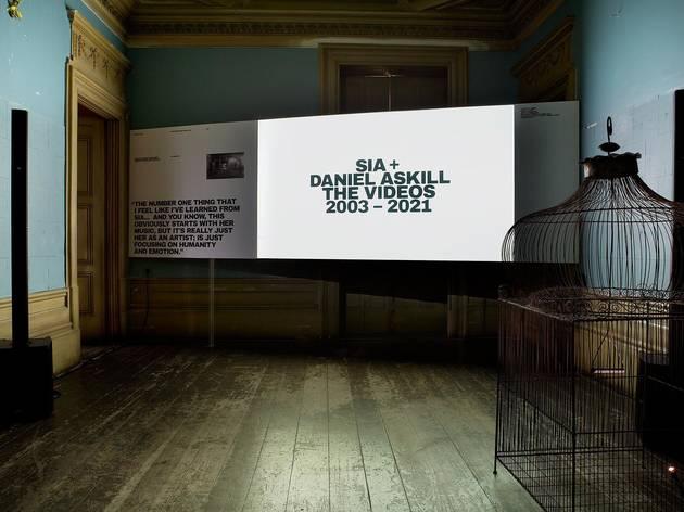 SIA+ DANIEL ASKILL THE VIDEOS 2003 – 2021