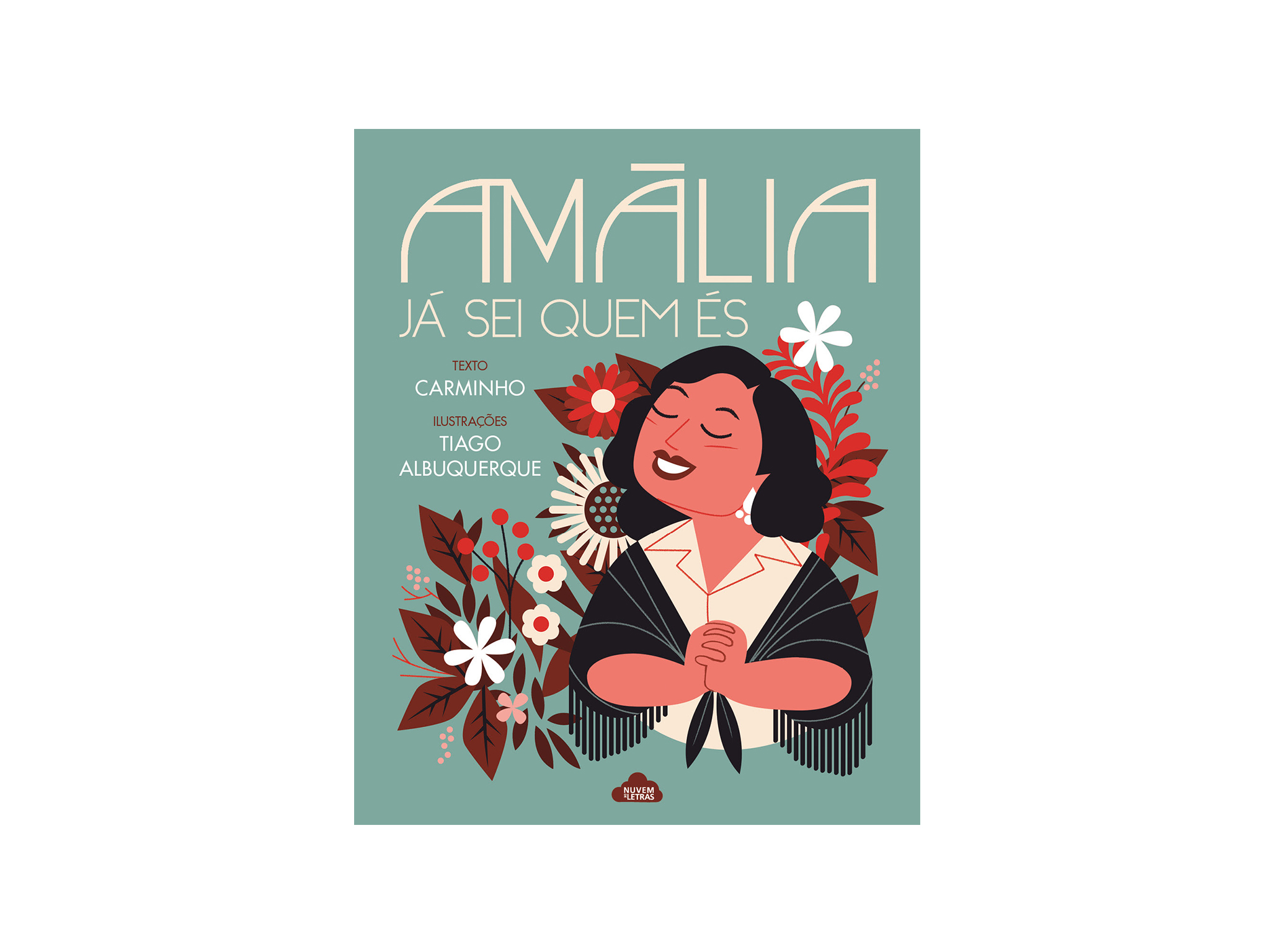Livro, Amália, já sei quem és, Tiago Albuquerque, Carminho