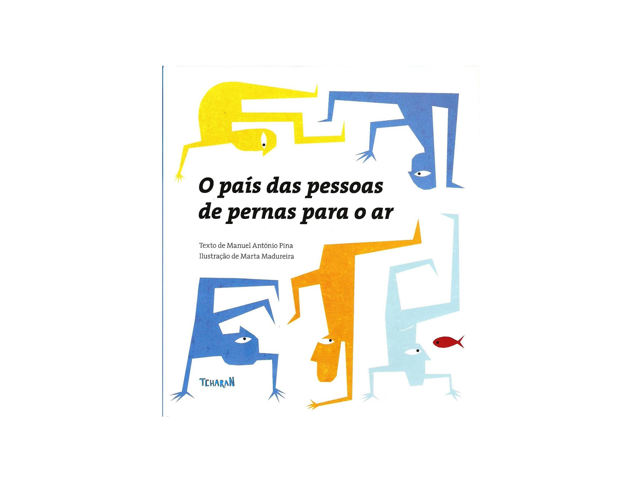 Livro, O país das pessoas de pernas para o ar, Manuel António Pina