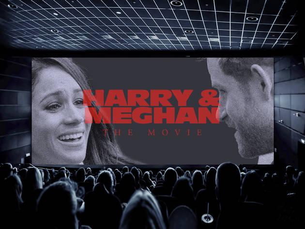 Harry & Meghan Lifetime movie